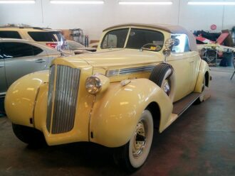 1939 Packard Coupe (Convertible)